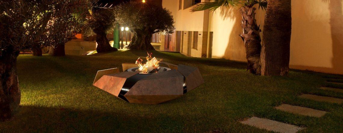 Glammfire Fire Pit