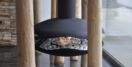 glammfire perola fire burner