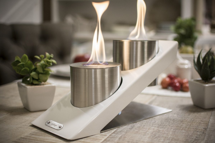 tabletop burners from glammfire