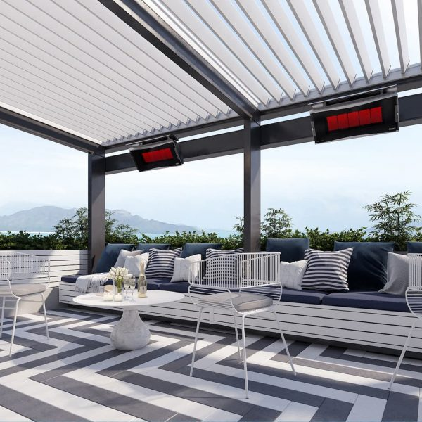 Commercial Outdoor Gas Heaters